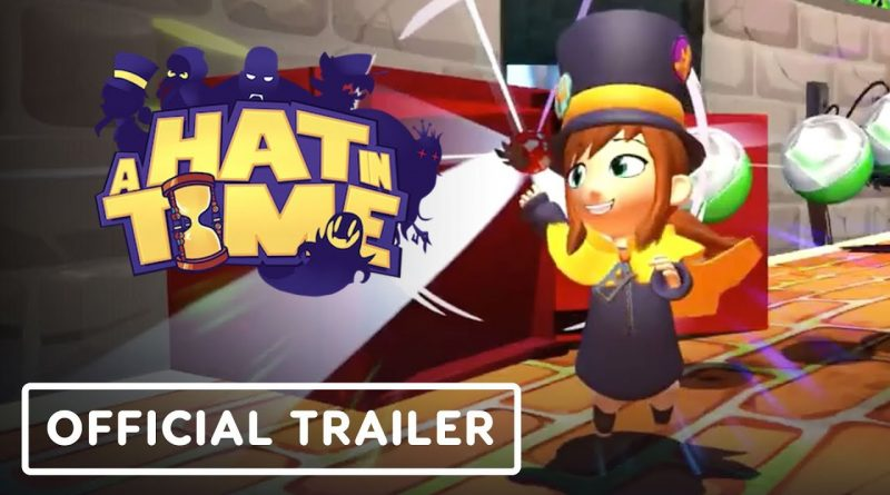 A Hat in Time hará su estreno en Nintendo Switch