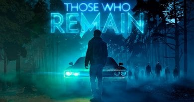 El thriller psicológico Those Who Remain estará disponible el 15 de mayo