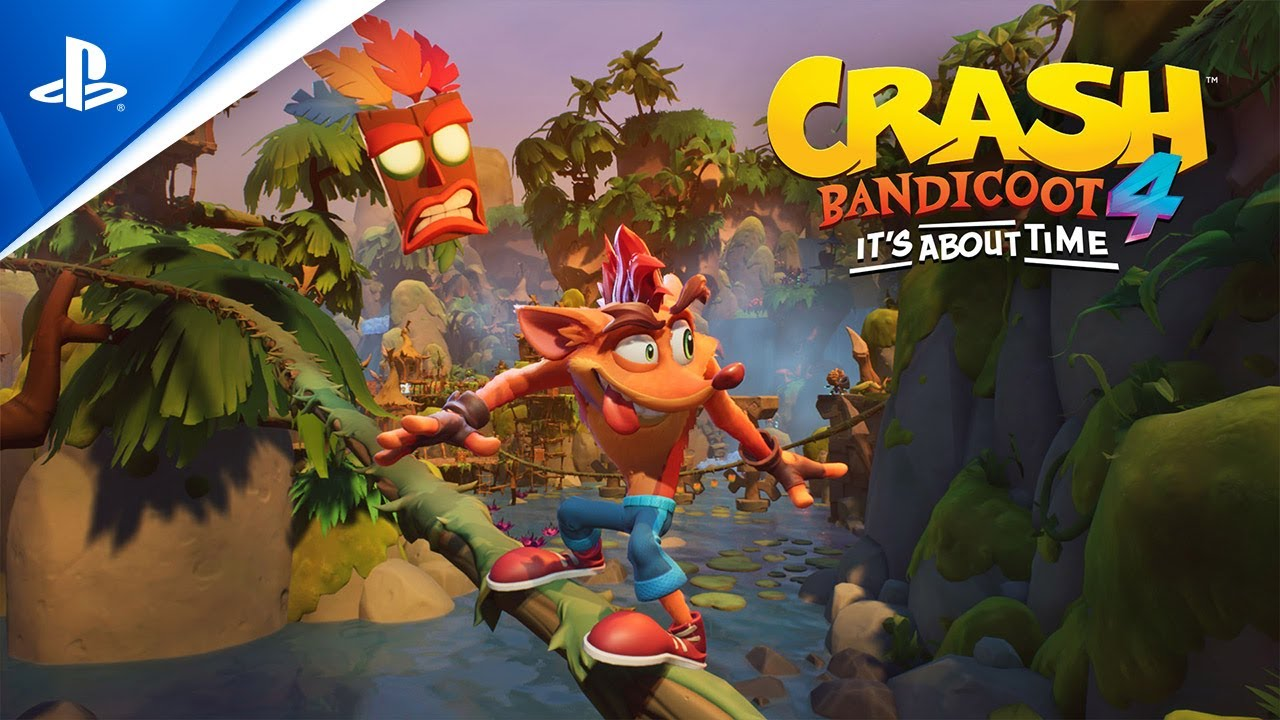 Crash Bandicoot 4: It's About Time ha sido anunciado por Activision