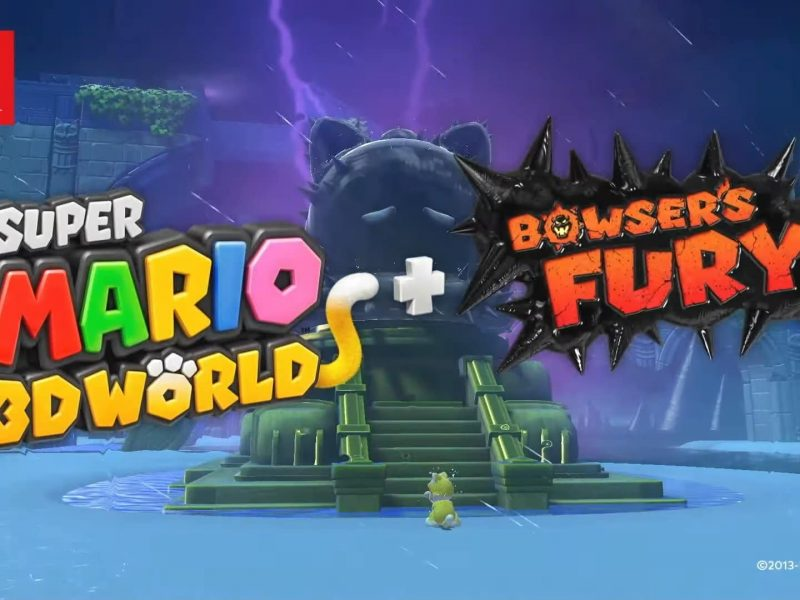 Ha sido anunciado Super Mario 3D World + Bowser's Fury