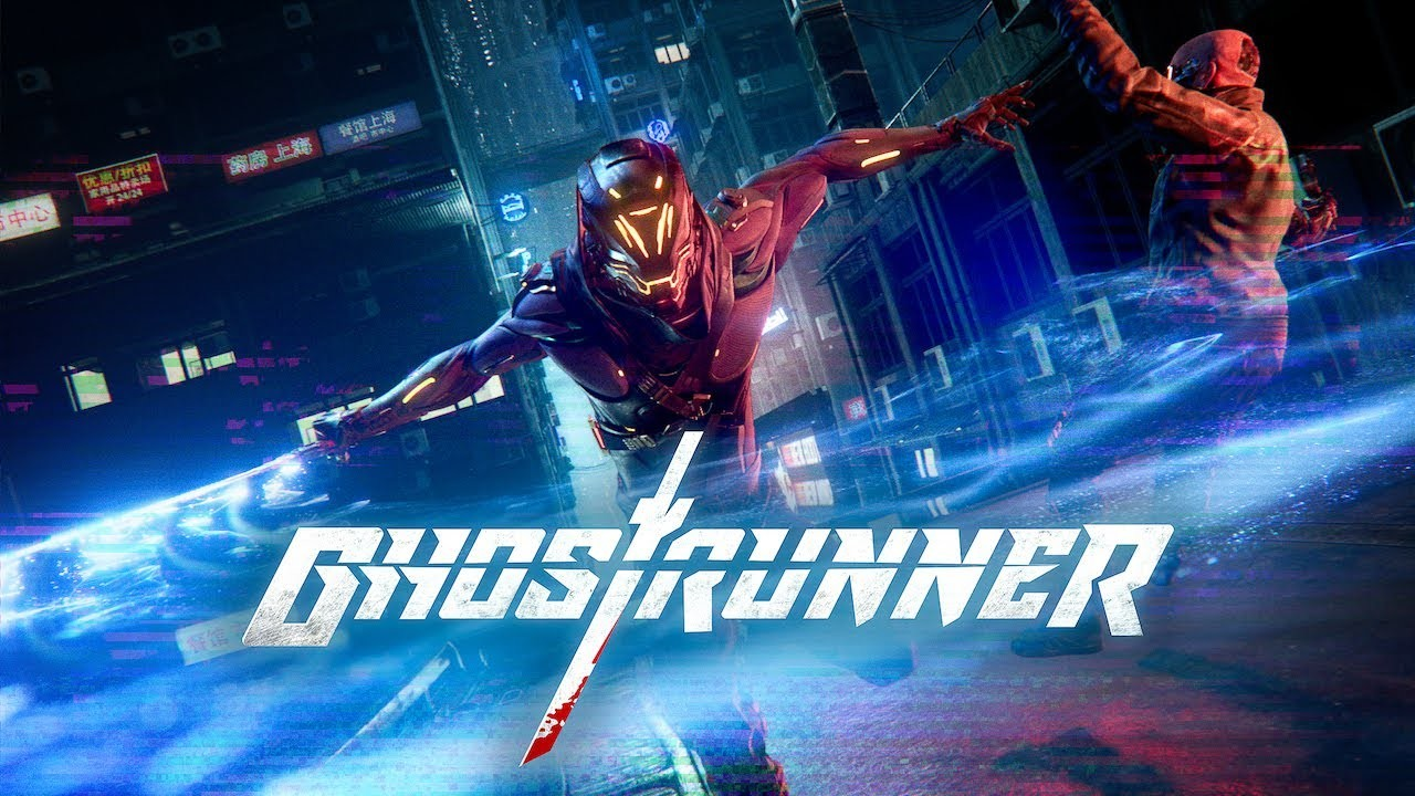 Ghostrunner ya está disponible