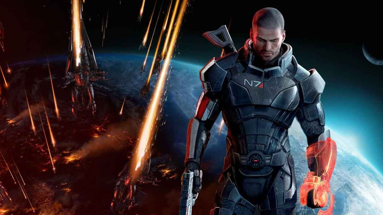 Electronic Arts anuncia un nuevo Mass Effect