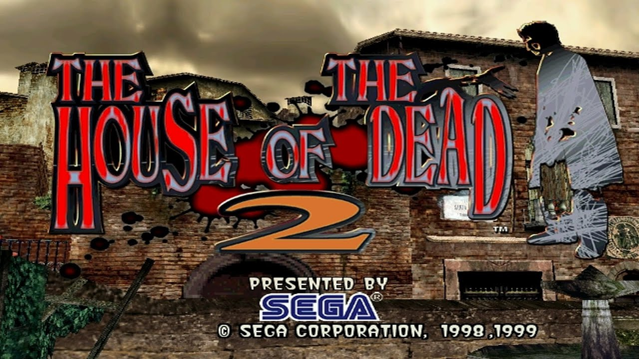 Así luce el Remake de The House of the Dead 2