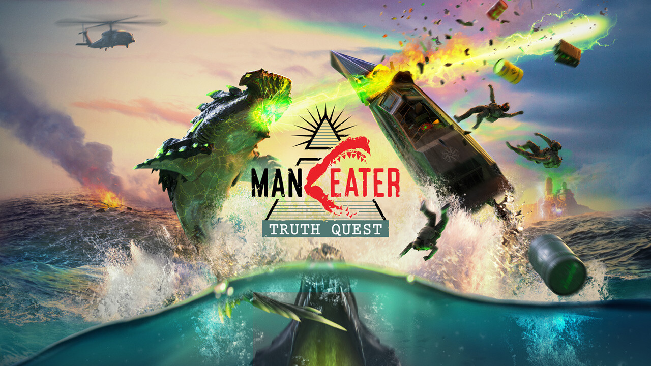 Maneater: Truth Quest, ya está disponible
