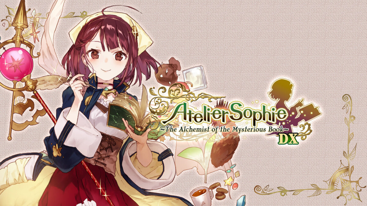 Koei Tecmo Europa anuncia Atelier Sophie 2: The Alchemist of theMysterious Dream anunciado para Switch, PS4 y PC
